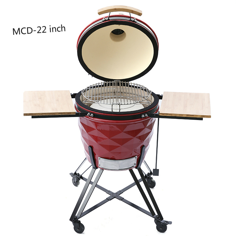 Ongekend China Cheap Grills Price of 21inch 22inch Kamado Without Base UM-02
