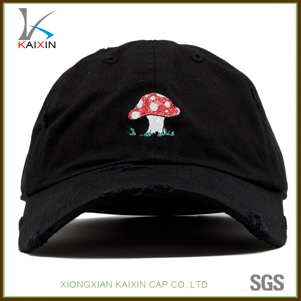 4f9f0cf10af31a China 6 Panel Unstructured Baseball Cap Distressed Dad Hats - China Baseball  Cap, Dad Hat