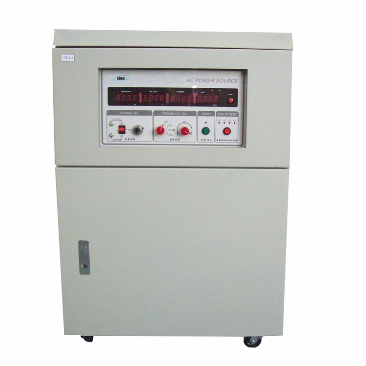 Vfp-S Single-Phase Variable Frequency AC Power Supply