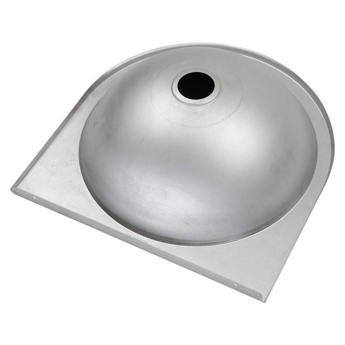 Wallmount Hand Sink, Stainless Steel Sink (fB04 9)
