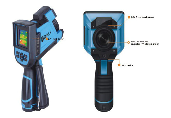 Infrared Thermal Imaging Camera (LT3/ LT7)