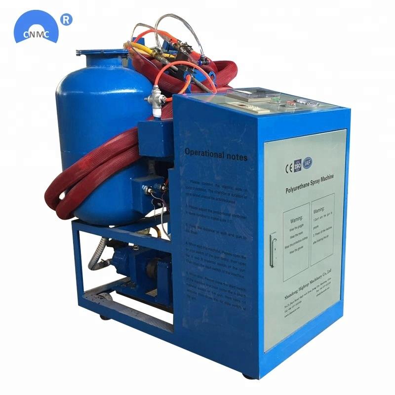 [Hot Item] Low Pressure for The Polyurethane Spray Foam Insulation Machine