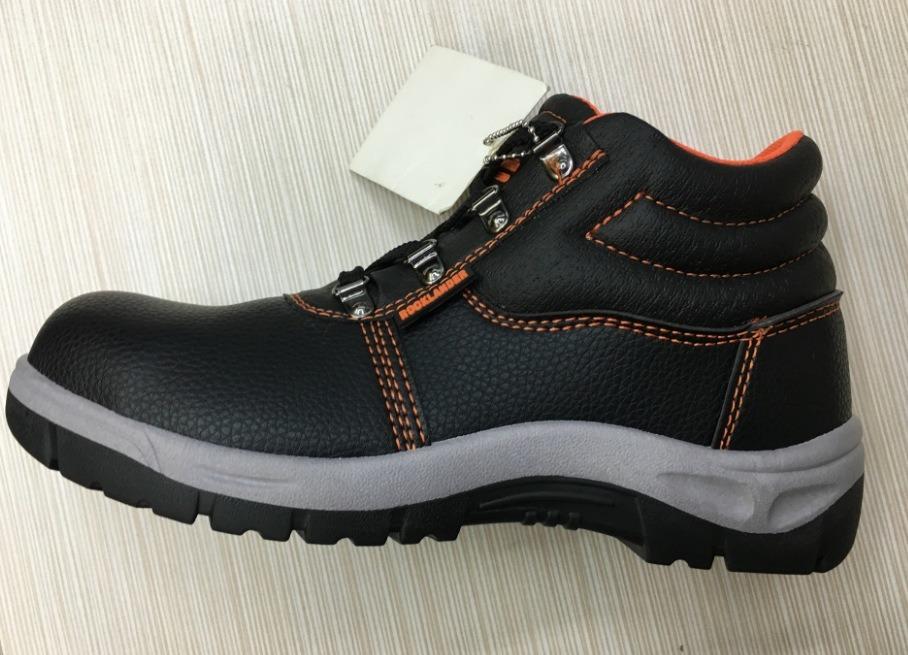 Low Cut Men Steel Toe Safety Shoes