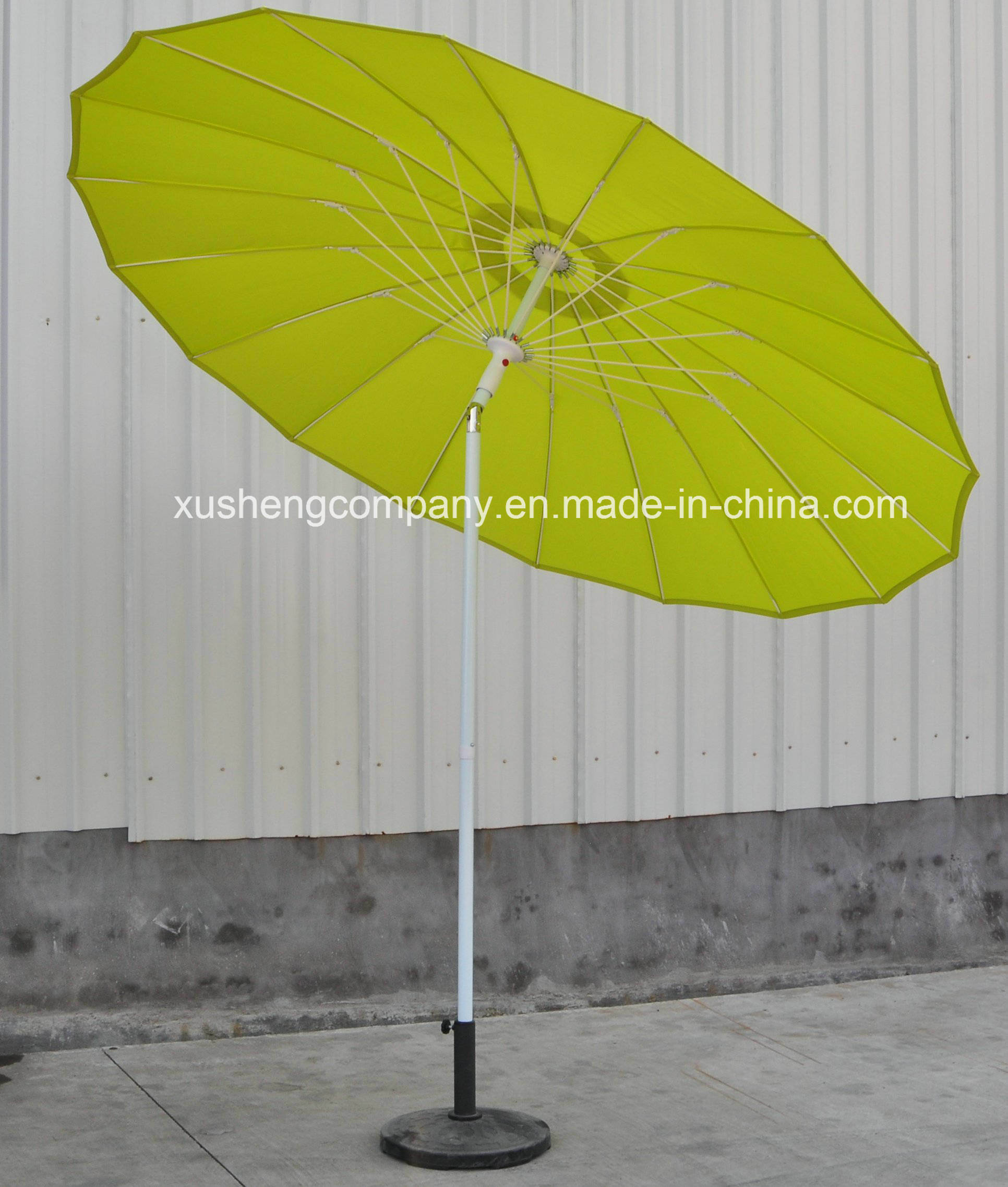 Outdoor Garden Patio Meter Fiber Umbrella pictures & photos