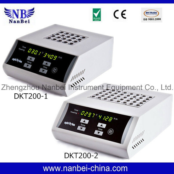 Digital Display Mini Dry Bath Incubator with High Accuracy pictures & photos