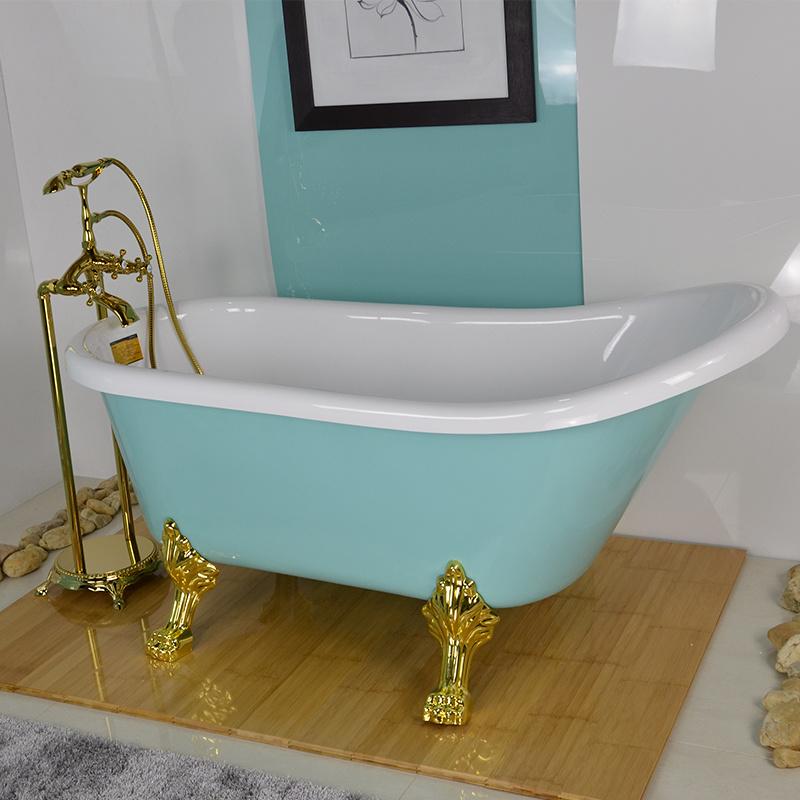 China Classic Gloden Clawfoot Bathtubs (BG-7006C) - China Sanitary ...