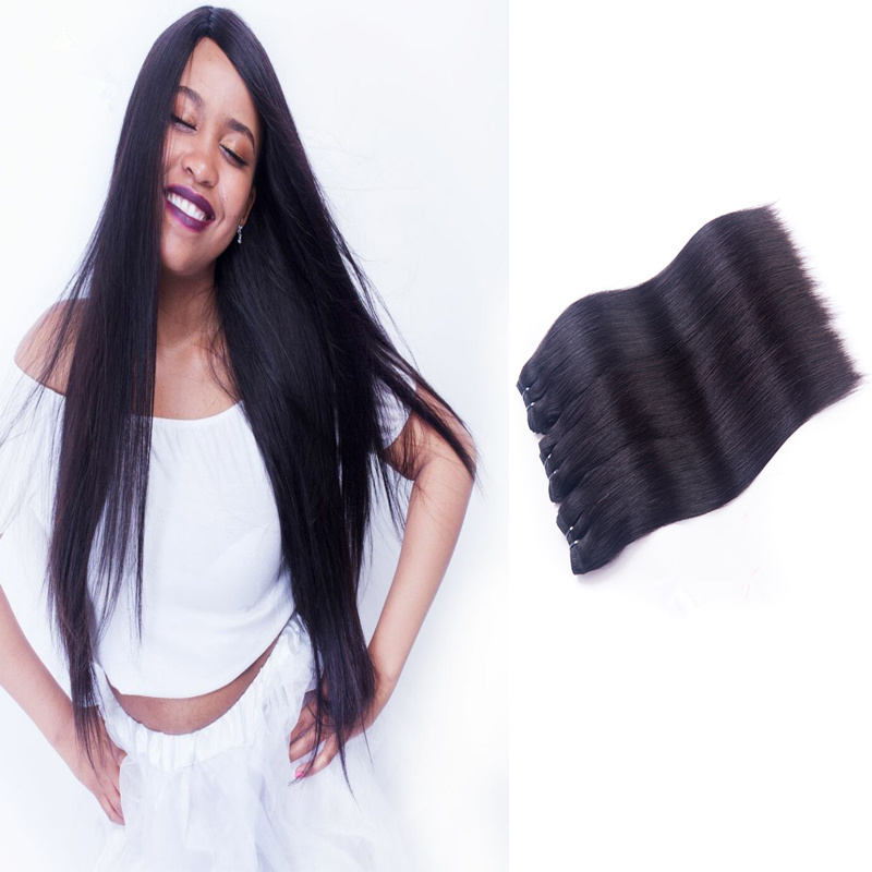8A Remy Brazilian Hair 24 Inch Human Hair Weave Extension pictures & photos