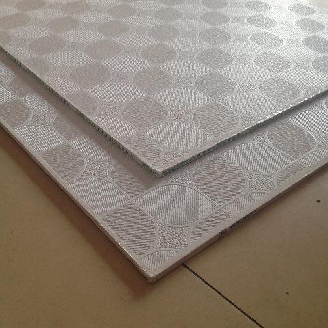 China Pvc Laminated Gypsum Ceiling Tiles 60x60 Gypsum