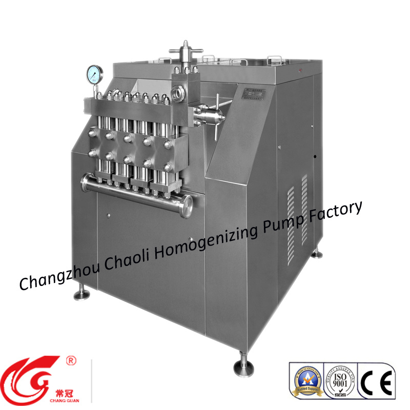 [Hot Item] High Pressure, Stainless Steel Homogenizer for Dairy Products