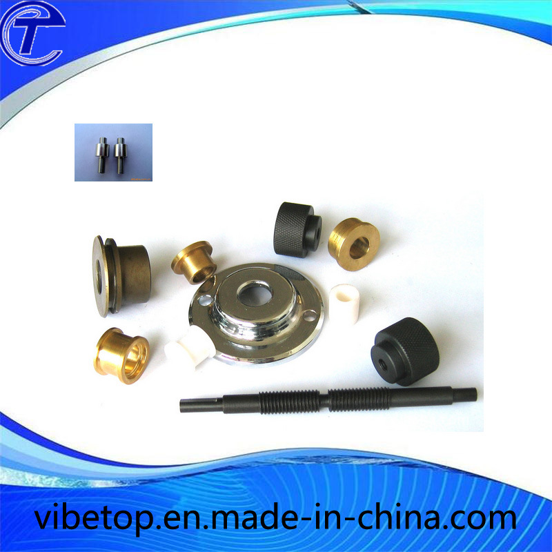 Good Quality High Precision Brass CNC Machining pictures & photos