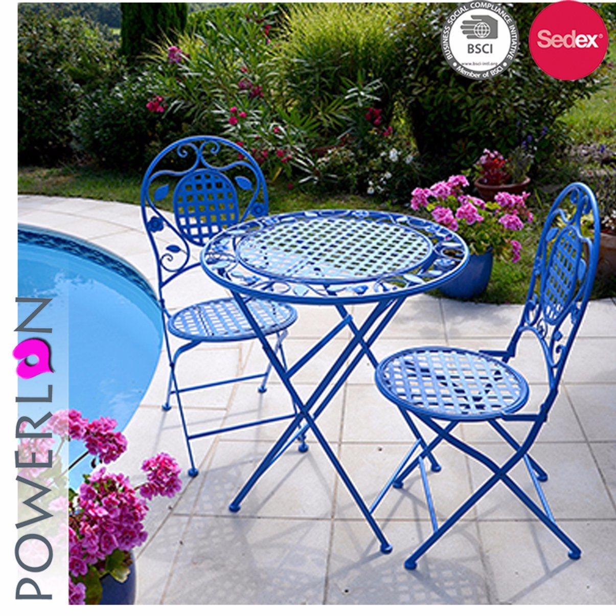 China European Style Antique 3PCS Garden Bistro Set   China Leisure Chair,  Garden Furniture
