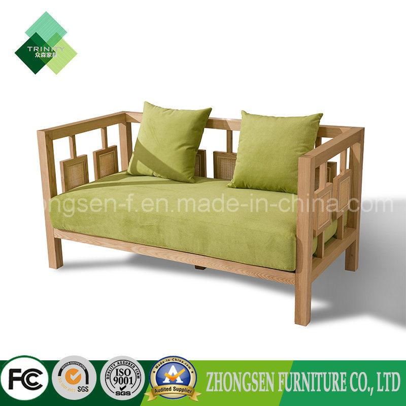 Hot Item 2017 Latest Design Products Living Room Sofa Wooden Set