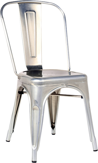 China Industrial High Back Restaurant Chair Metal Vintage Dining Chairs For Sale Photos Pictures Made In China Com