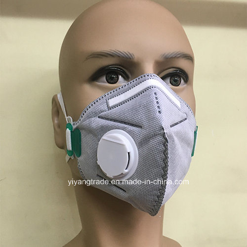 [Hot Item] Nonwoven Disposable Dust Mask with Active Carbon for Industry
