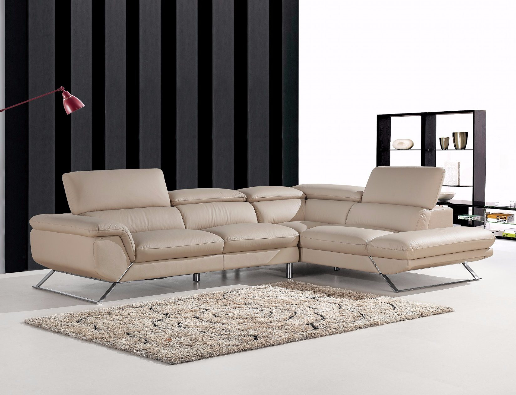 China Modern Corner Sofa Stainless Steel Simply Sofa Sbl-9220 ...