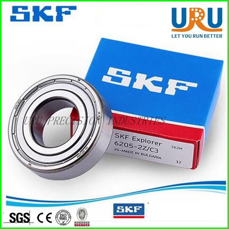 2 Pcs 80 125 6016 2RS High Quality Ball Beraing 22 mm Rubber Shields
