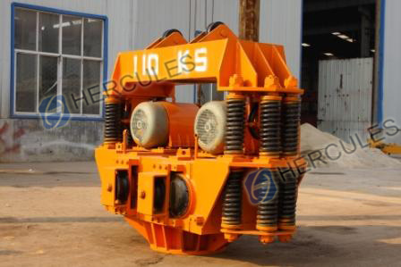 Vibratory Pile Hammer Electric 10-800kw