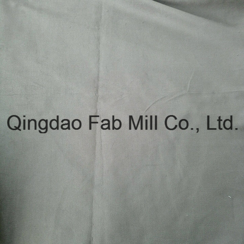18Wales Made of 100%Organic Cotton for Apparel with High Quality (QF16-2678) pictures & photos