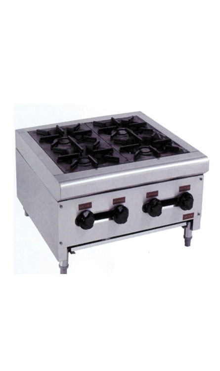 Counter-Top 8 Burner Gas Hob (DM02-8) Use for Kitchen pictures & photos