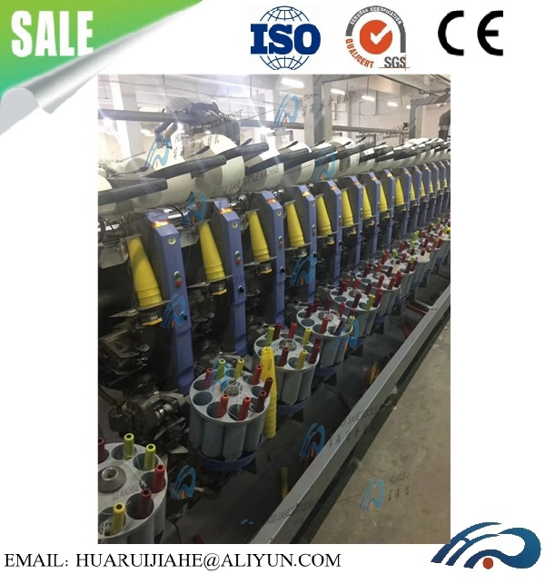 Polyester Yarn Factory to Sell Second Hand Winding Machine Year 2012 with Good Price Good Maintenance Smaro Brand Polyester Yarn Making Machine pictures & photos
