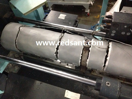 Electric Heater Insulation Jacket - Energy Saving for Injection Molding Machine