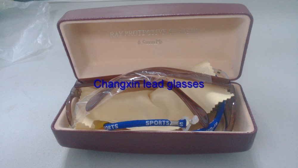 Lead Glasses for Eye