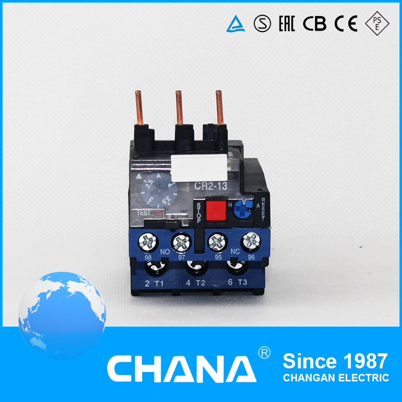 [Hot Item] Phase Failure Protection Ce Thermal Overload Relay