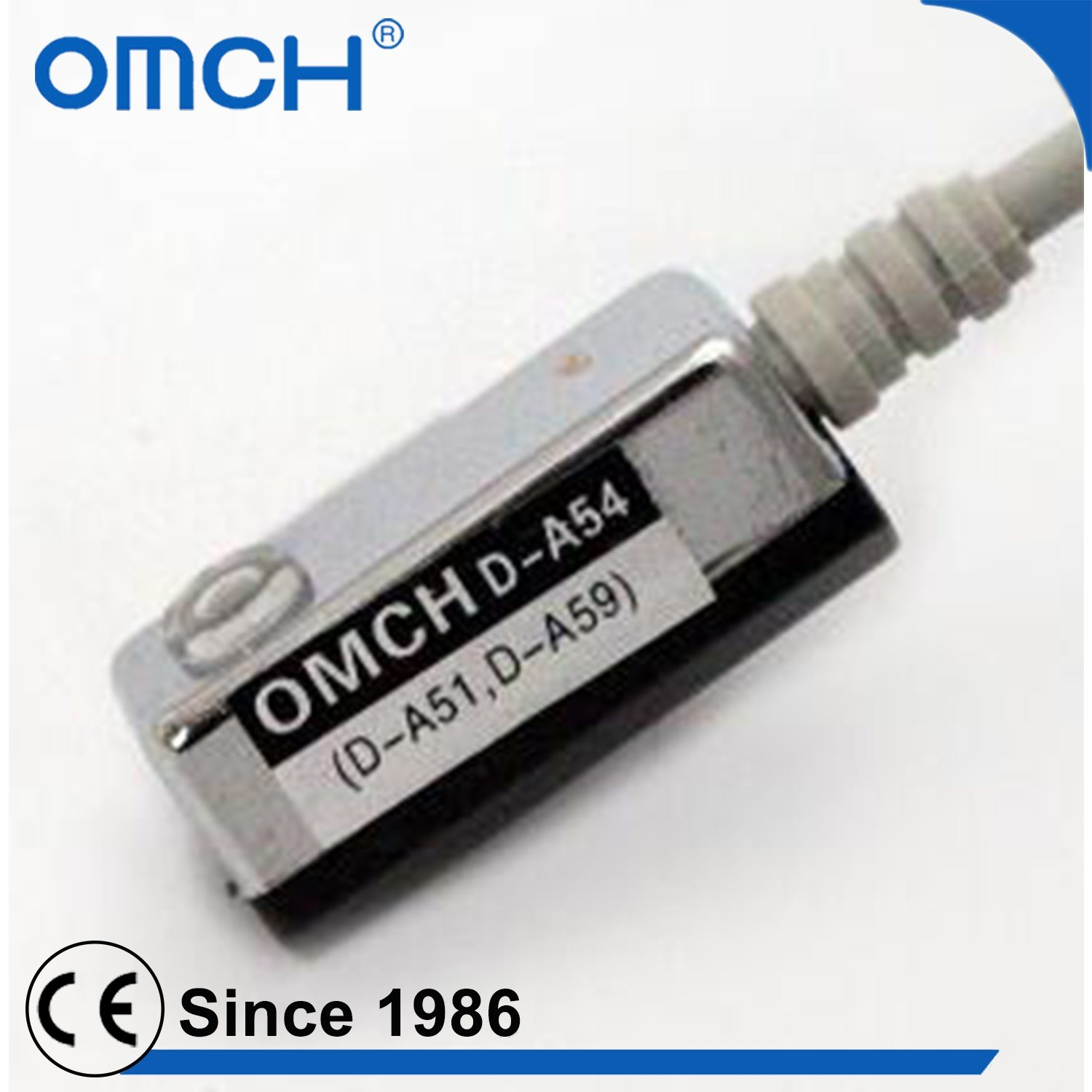 China Omch D A54 No Magnetic Induction Proximity Position Switch Sensor For Cylinder