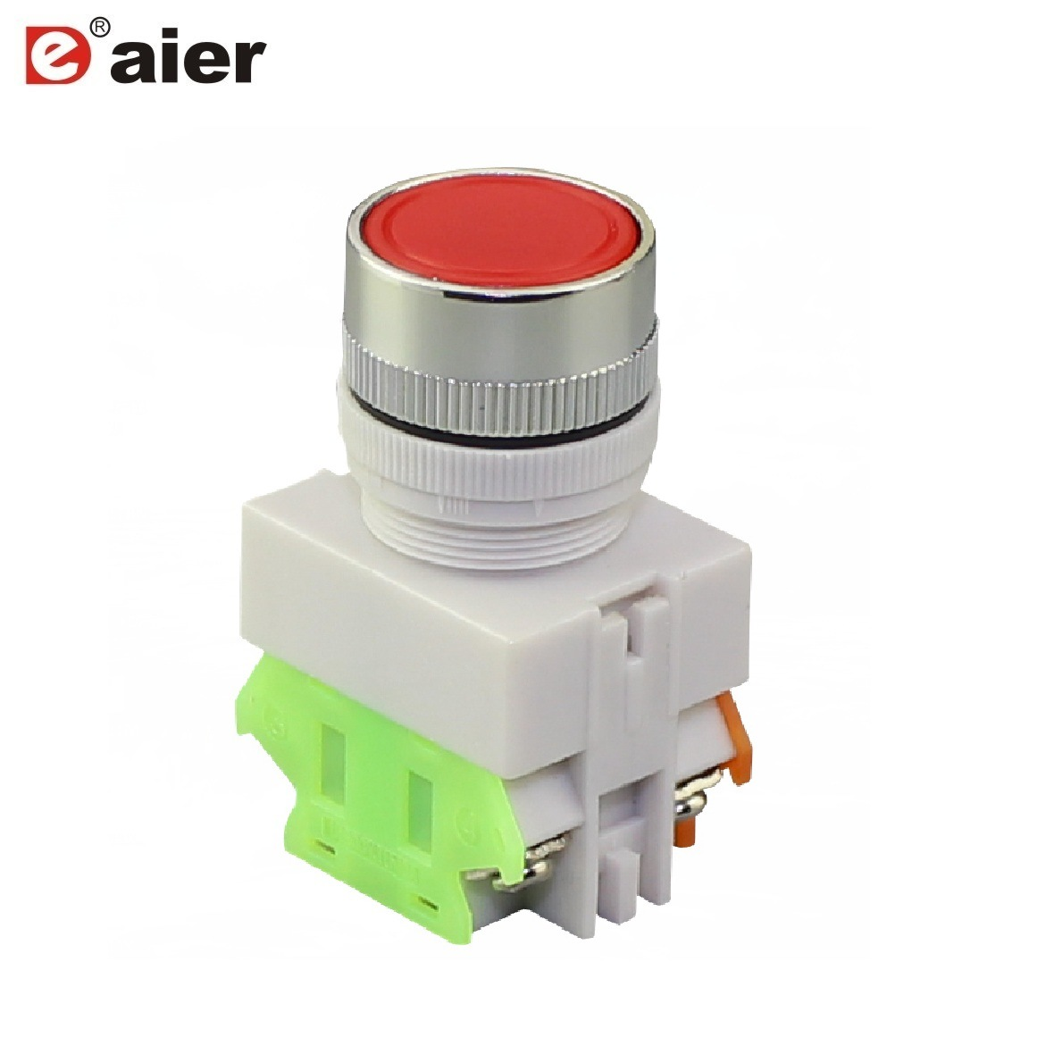 China 22mm on on 2 Step Momentary Push Pull Button Switch - China ...