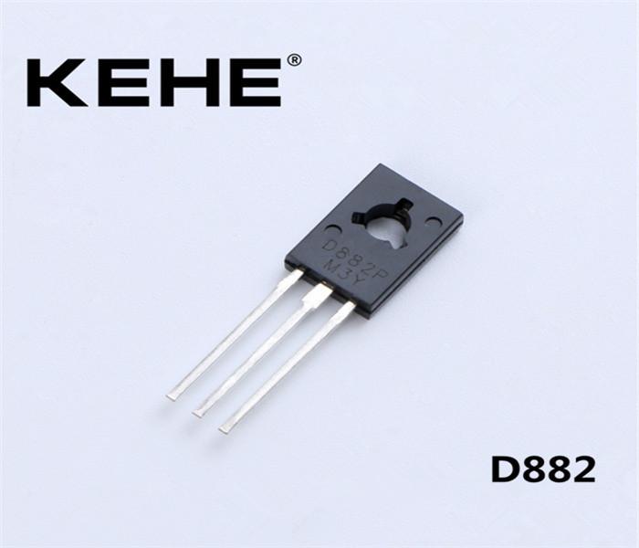 100PCS 2SD882 TO-126 D882 TO126 new original