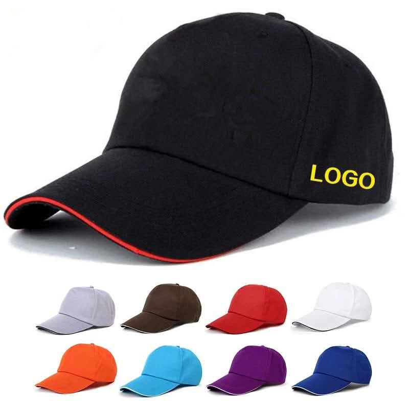 7ce3b844f [Hot Item] 2019 Custom Logo Sports Hats Maufacturer Plain Baseball Cap  Wholesale