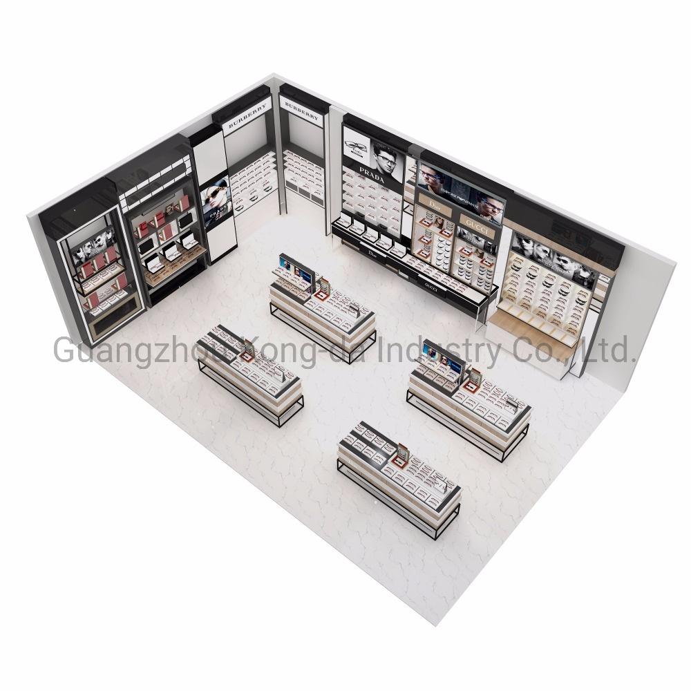 China Creative Optical Retail Store Sunglasses Display Cabinet China Display Cabinet And Sunglasses Display Price