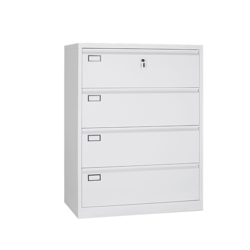 China Steel Filing 4 Drawer Cabinet, Furniture Filing Cabinets