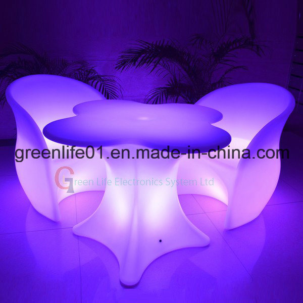 China Lit Up Modern Events Party Tables China Events Party Rentals Led Coffee Table