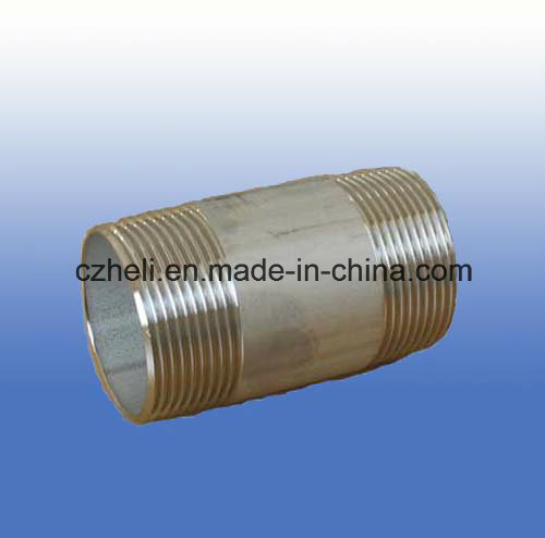 Stainless Steel Barrel Nipple (BN) 150lb