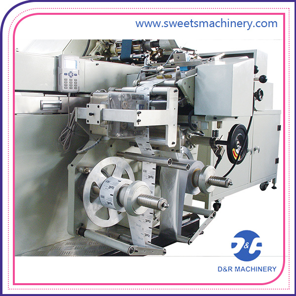 Automatic Candy Packing Machine Column Granules Packing Machine
