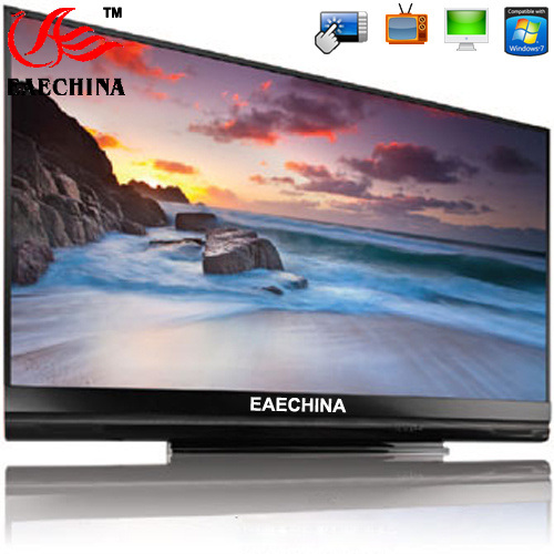 Eaechina 90 Inch All in One LED PC TV Wall-Mounted