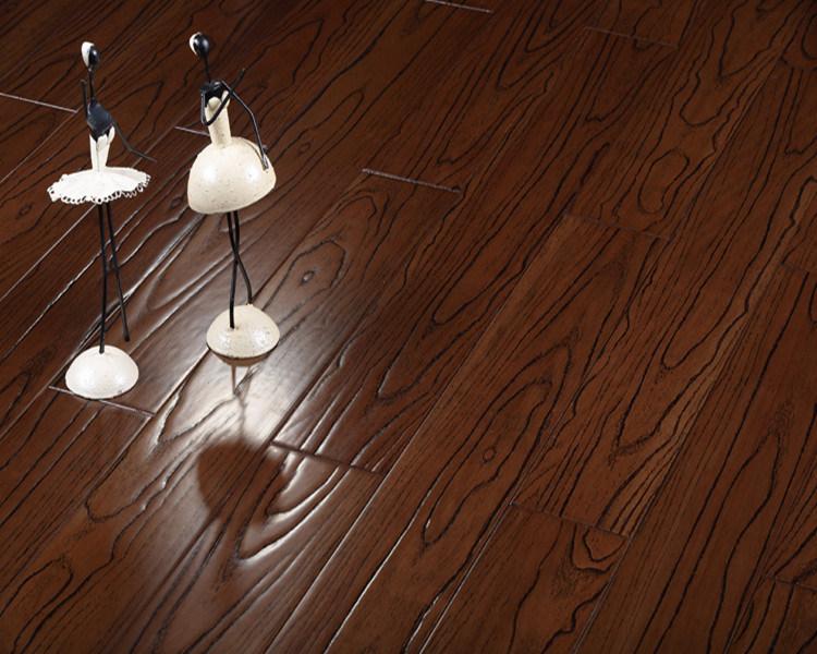 China Nterior Strong Durability Solid Kasai Wooden Flooring China
