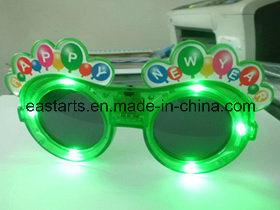 eb1ec3c219de China Wholesale Plastic LED Light up Glasses
