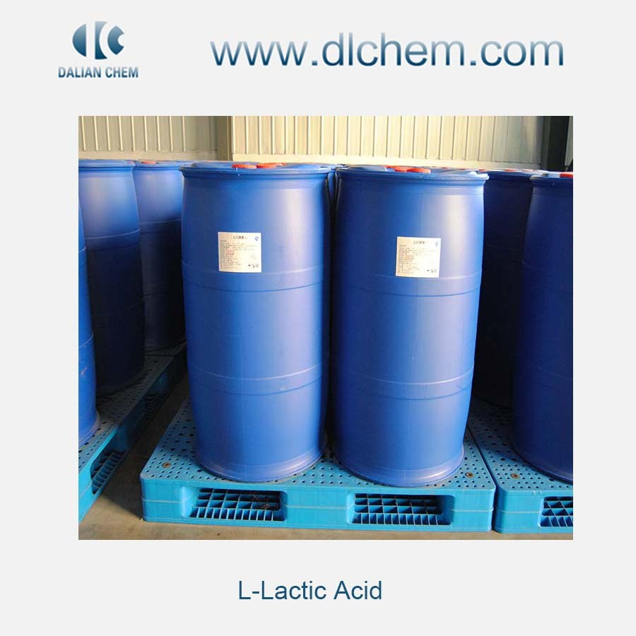L-Lactic Acid 88% Food Additive with Best Price pictures & photos