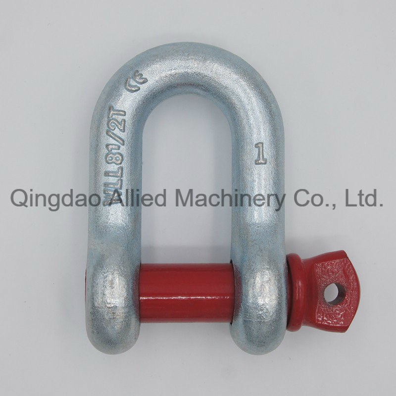 Galv Forging Australia Type Chain Shackles pictures & photos