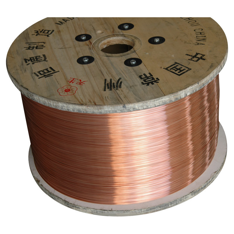 China Copper Clad Steel Wire for Closed-Circuit Television CCS Wire ...