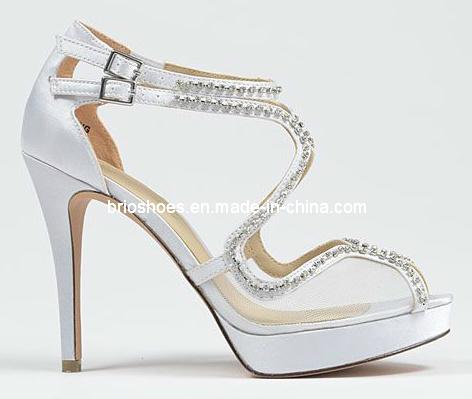 Bridal Sandal Shoes High Heels