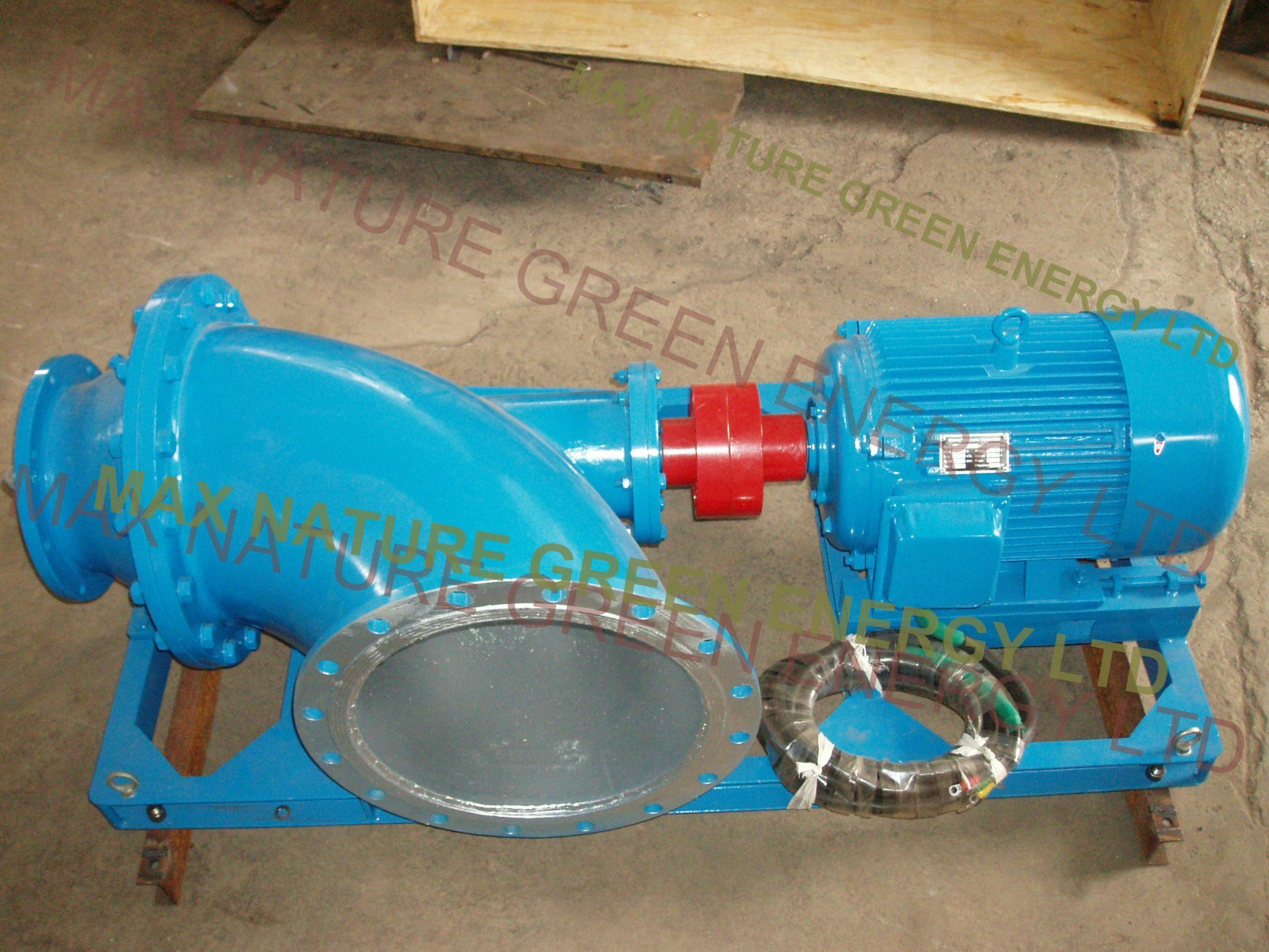 China Small Water Turbine Generator for Home Use China Water