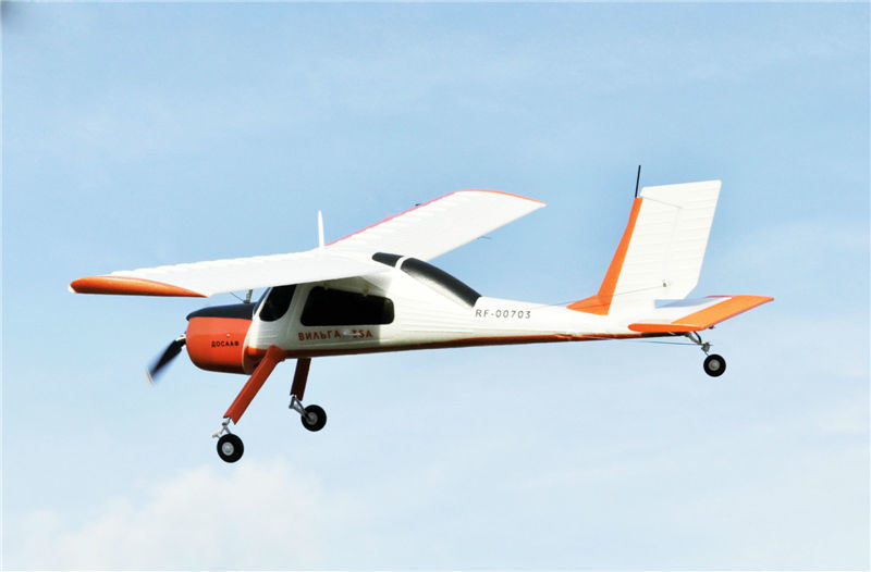 [Hot Item] Easysky Wilga 2000 4CH RC Model Toys Hot Selling in Russia