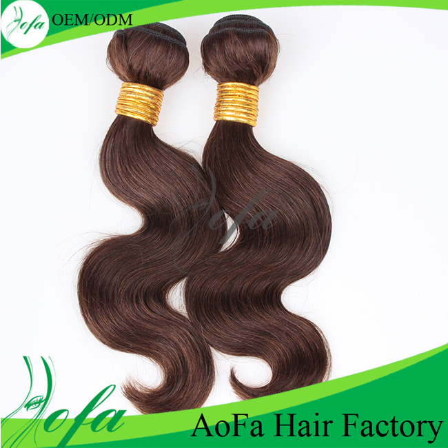 Wholesale 100% Unprocessed Remy Human Hair Extension Virgin Brazilian Hair