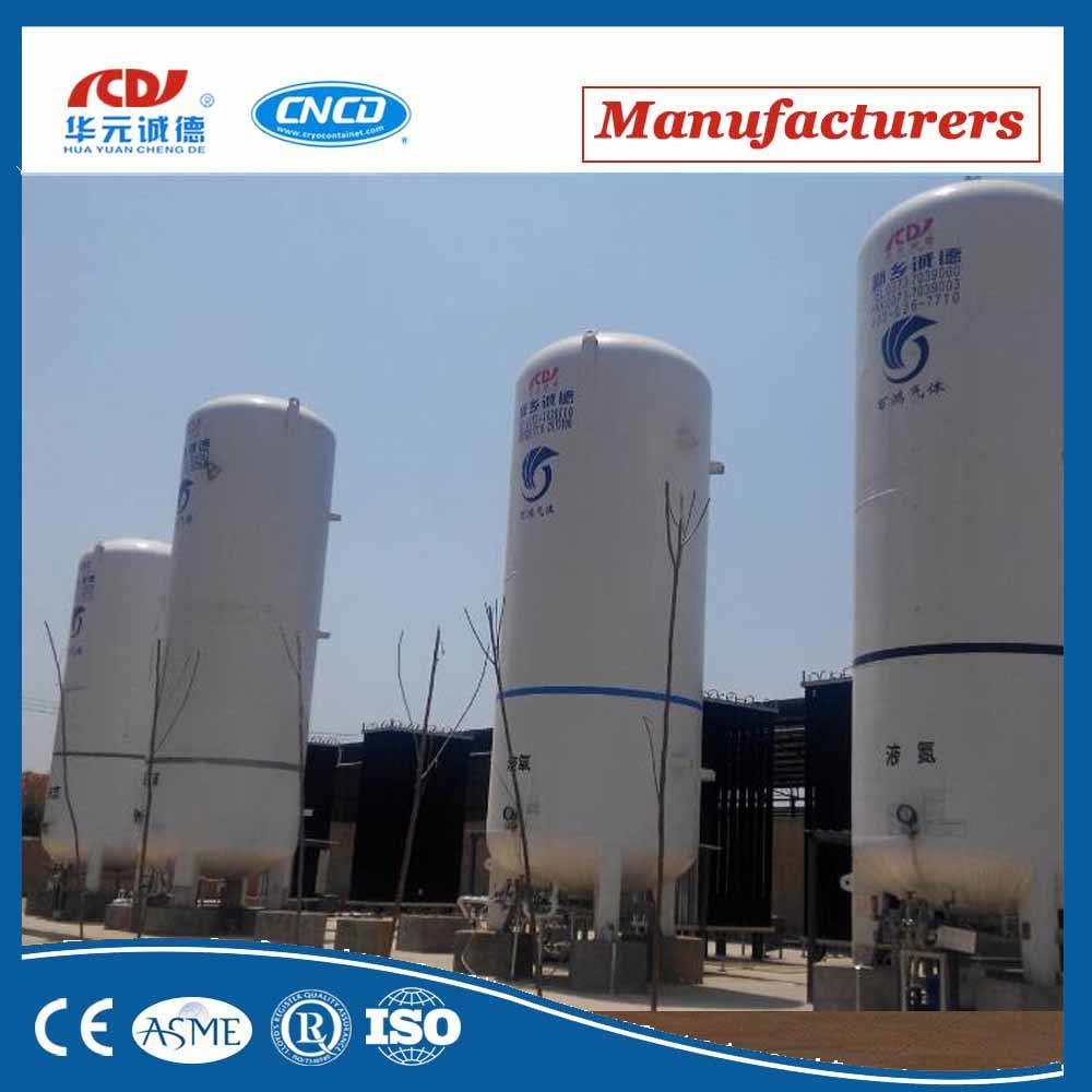 Oxygen Tank For Sale >> Hot Item Double Layer Cryogenic Liquid Oxygen Nitrogen Argon Storage Tank For Sale