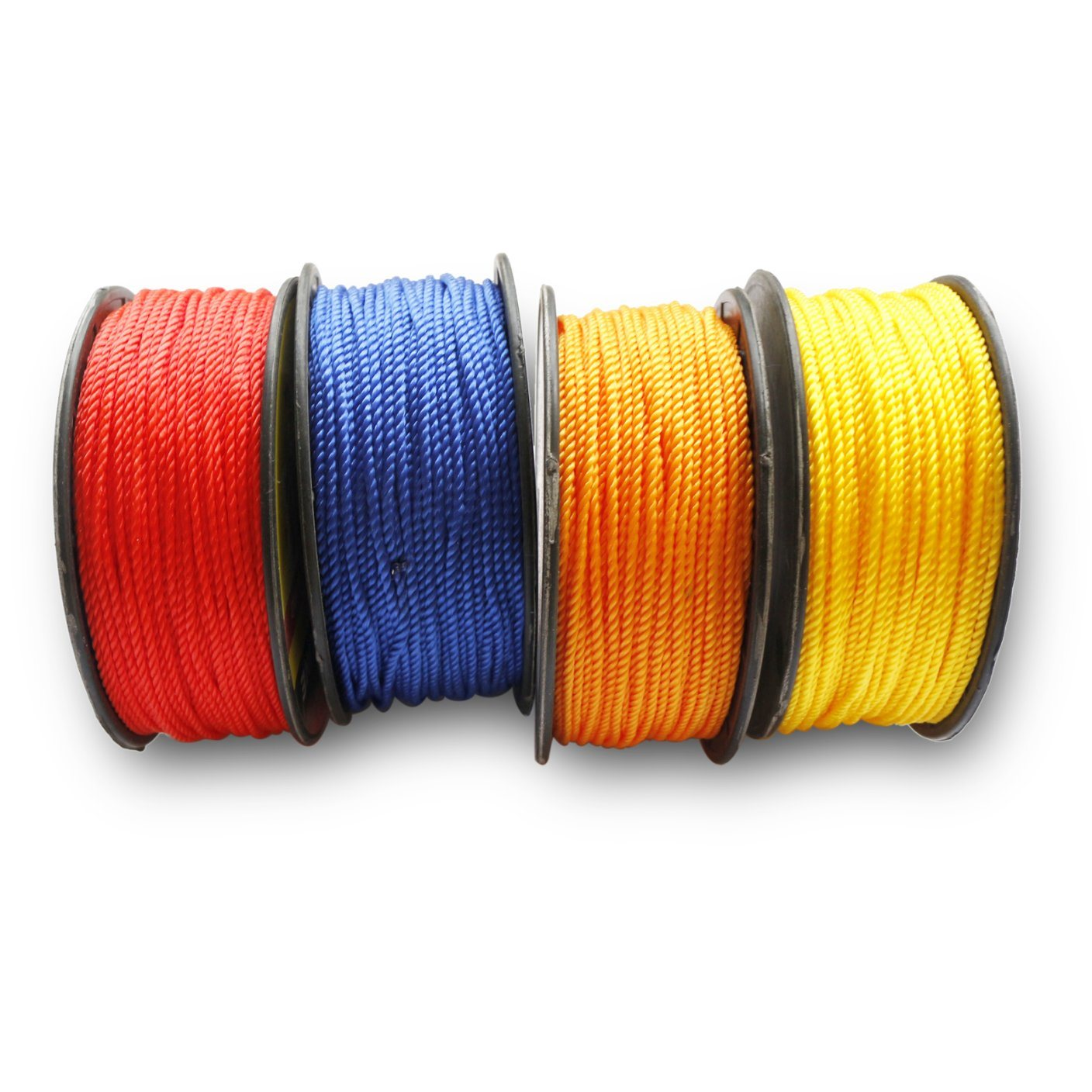 China 24PCS 100m Durable Braided PP Masons Line Builders Line for