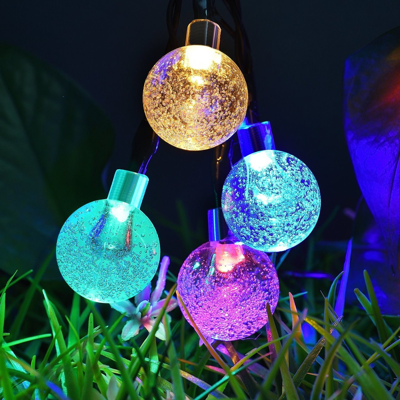 China Led String Light Color Changing Ip65 Waterproof For