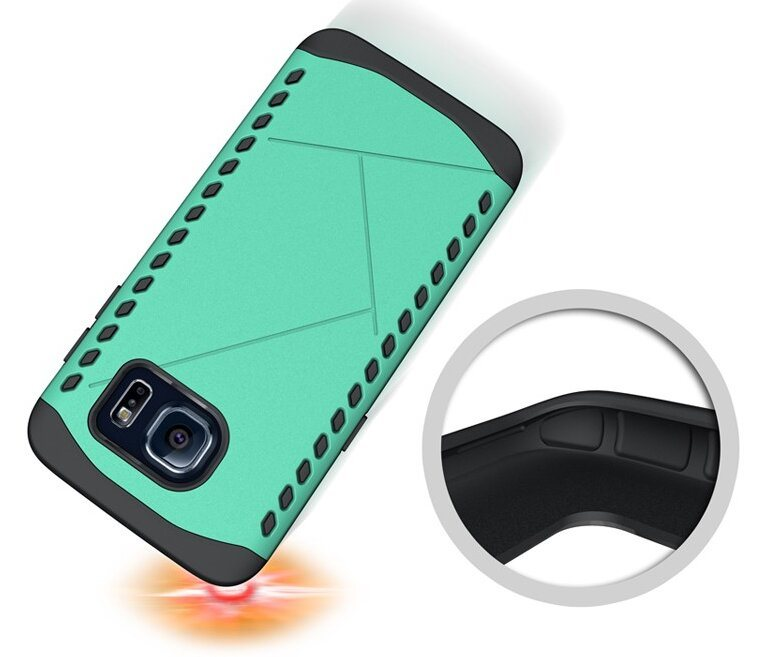 detailed look 663dd e9a98 [Hot Item] Cool Design Hybrid Shockproof Phone Cover Case for Motorola Moto  X Play, Shield Armor Combo Case for Motorola Moto X Play